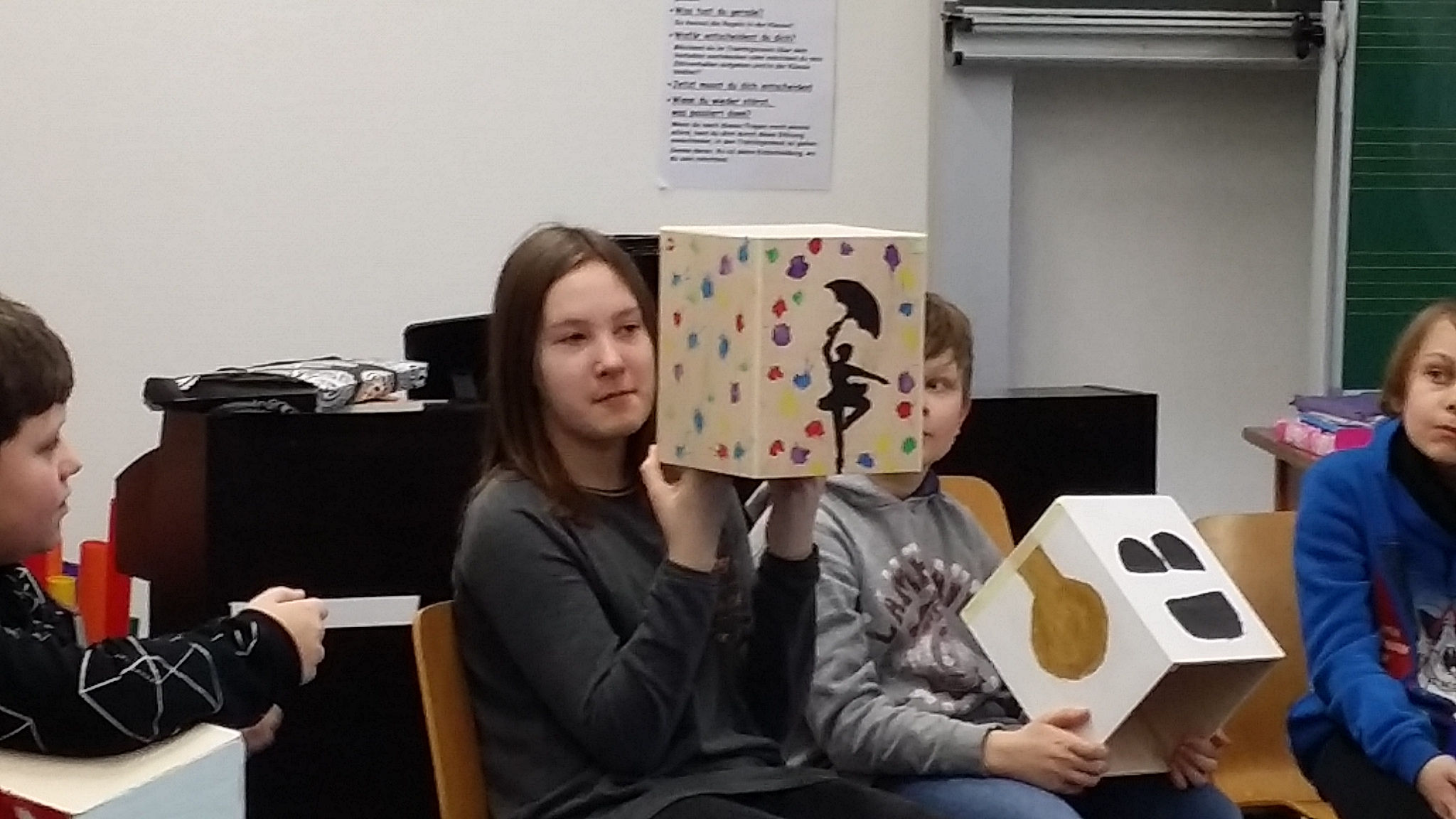 Projekttage Jahrgangsstufe 6 – Adolf Reichwein Realschule
